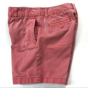 J. Crew pink shirt size 2 (#33)